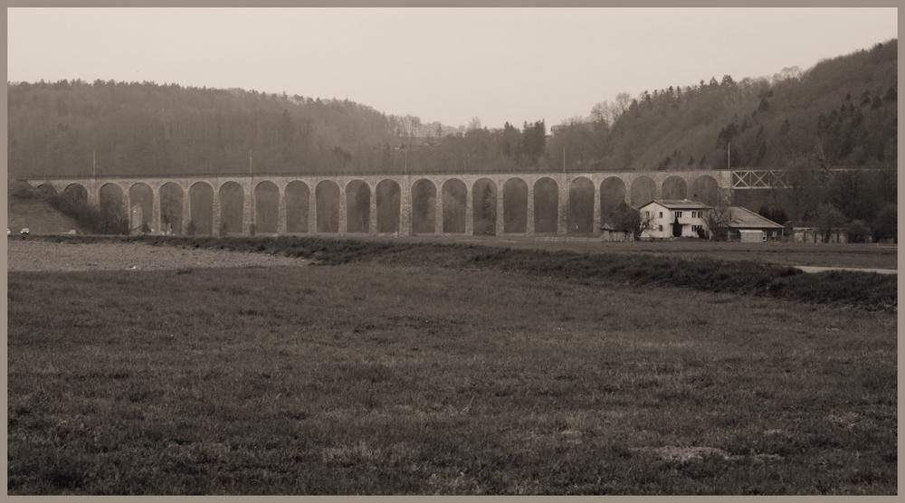 Das Gümmen - Viadukt