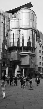 Das Haas-Haus in Wien