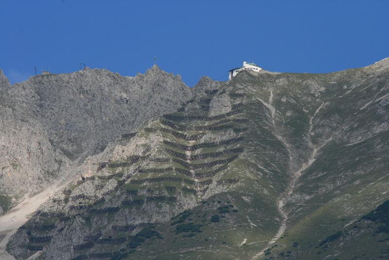 Das Hafelekar bei Innsbruck