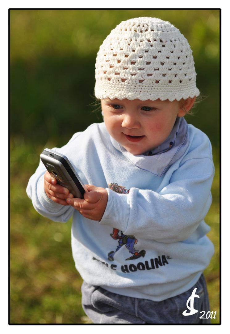 """""""Das Handy spricht"""""""