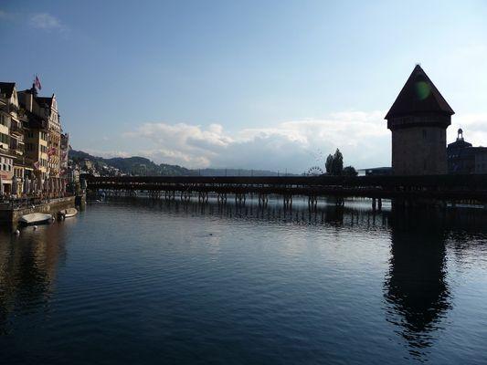 Das Hauptmotiv der Schweiz
