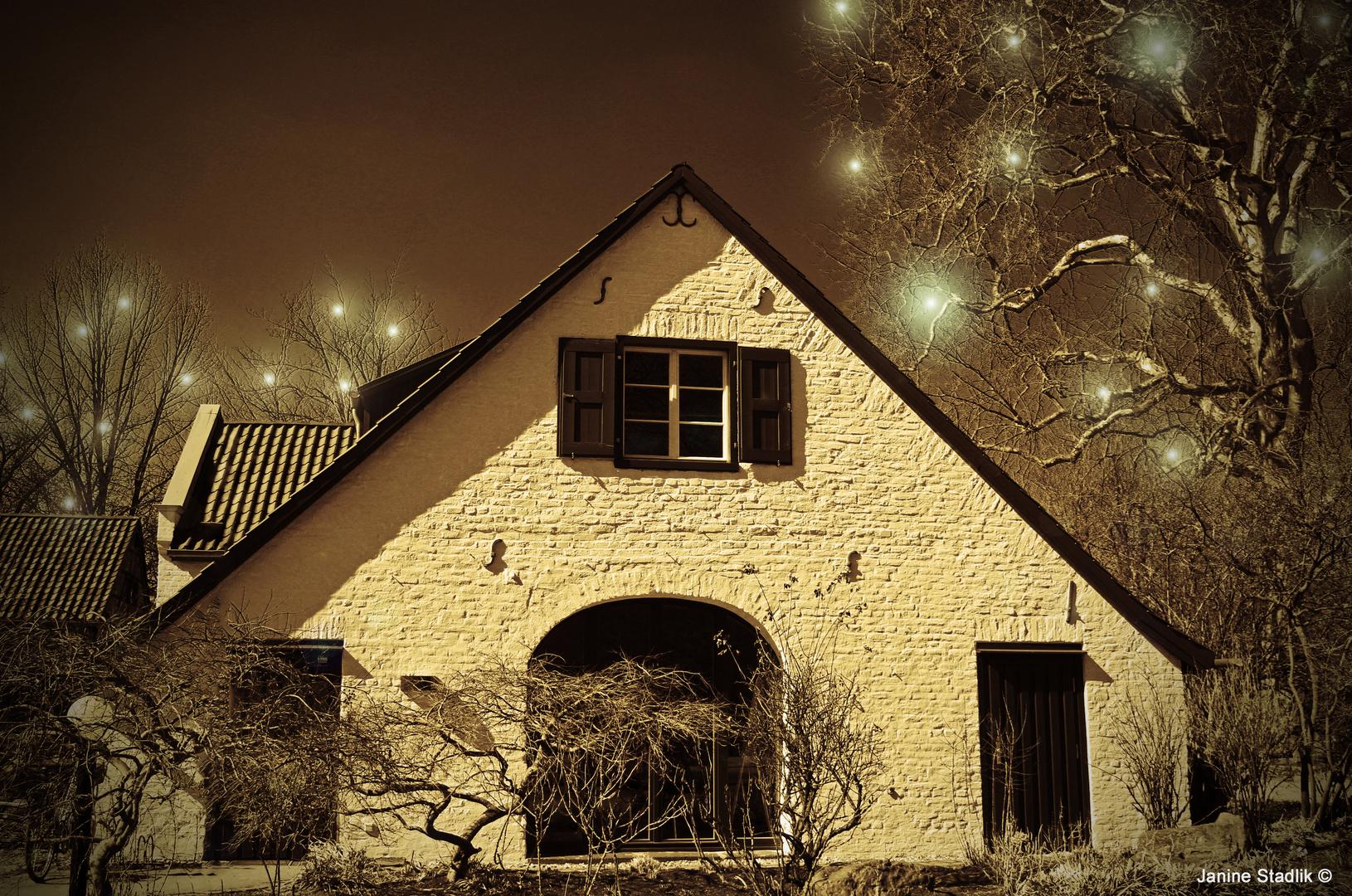 Das Haus am Lichterwald....