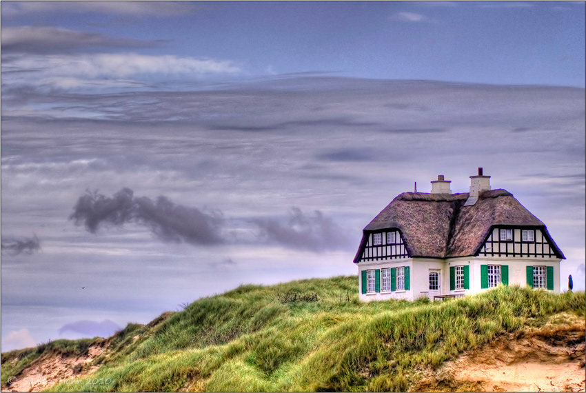 Das Haus am Meer Foto & Bild