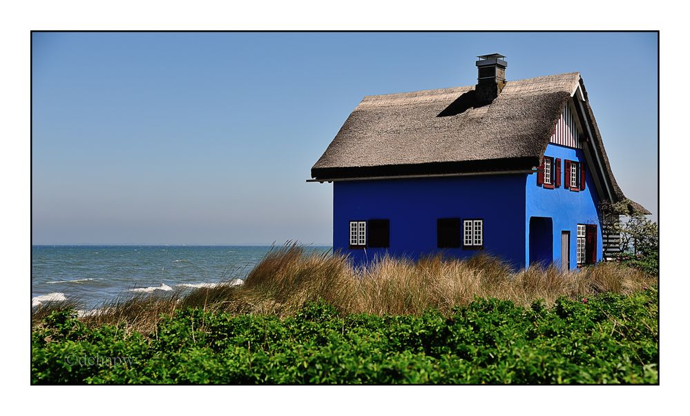 das haus am meer foto bild deutschland europe schleswig holstein bilder auf fotocommunity. Black Bedroom Furniture Sets. Home Design Ideas