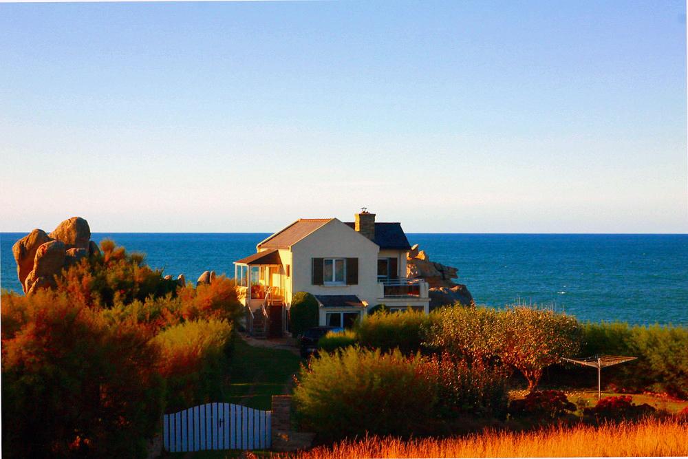Toskana Haus Am Meer : Das haus am meer foto bild landschaft lebensr?ume
