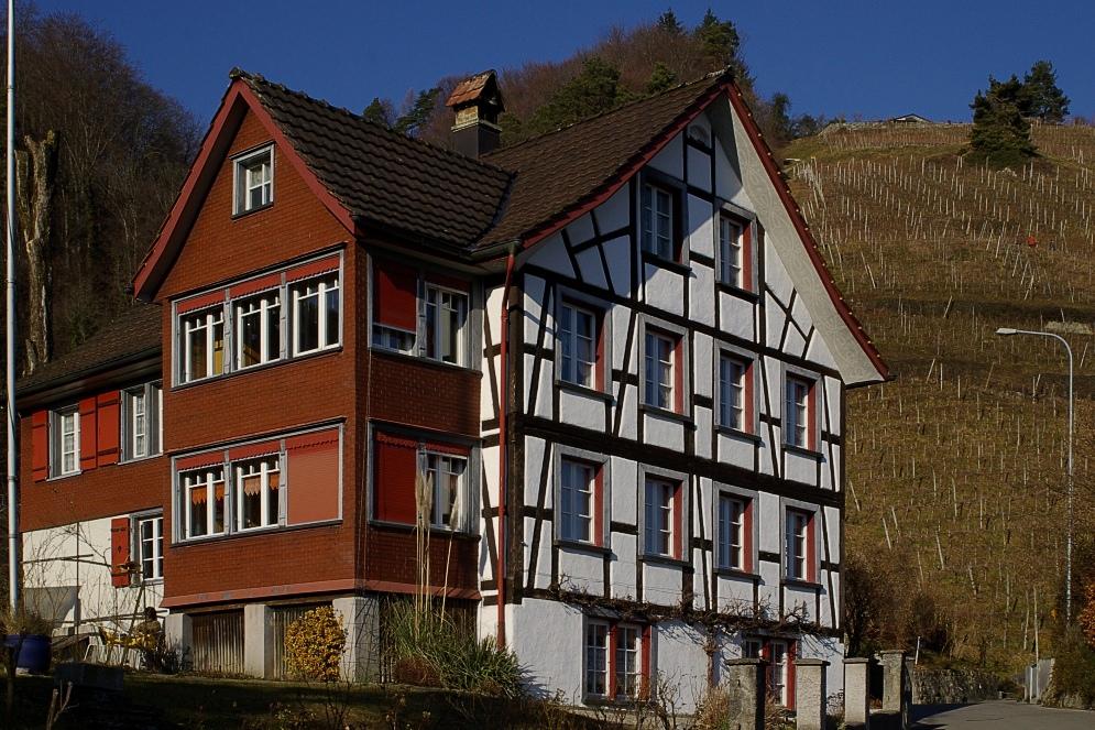 Das Haus am Rebhang