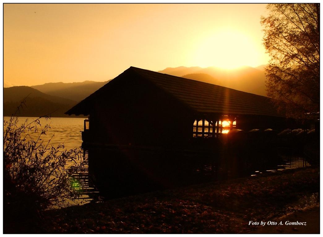 Das Haus am See ....