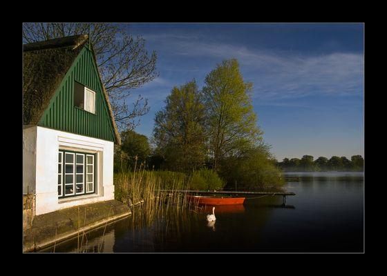 Das Haus am See.....