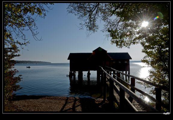 [ Das Haus am See ... ]