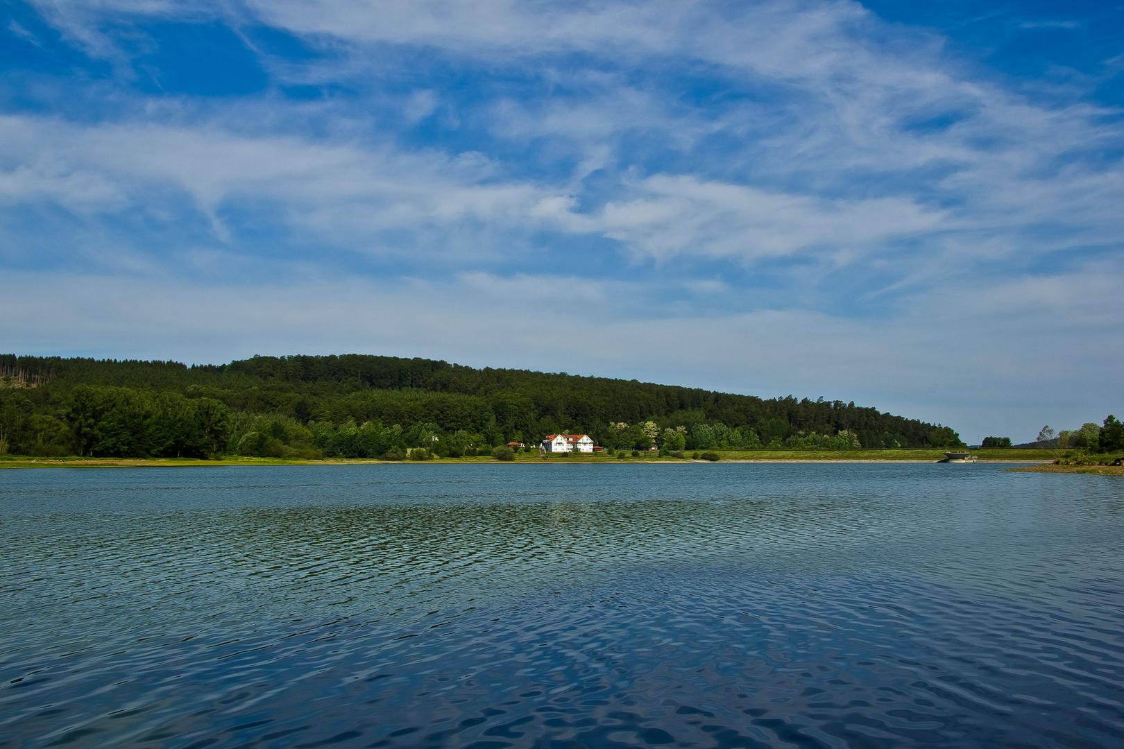 Das Haus am See ;-)