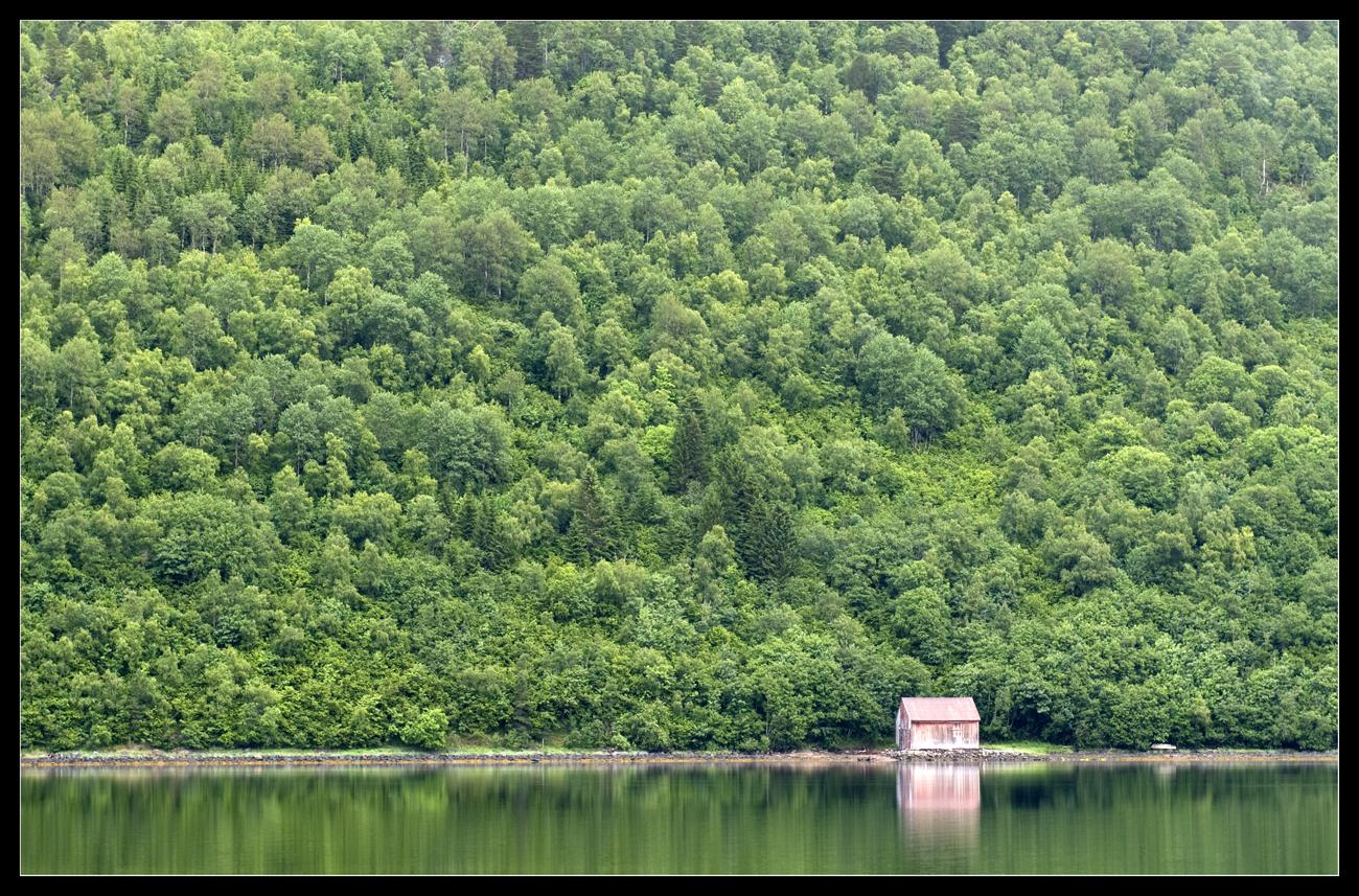 Das Haus am Ufer