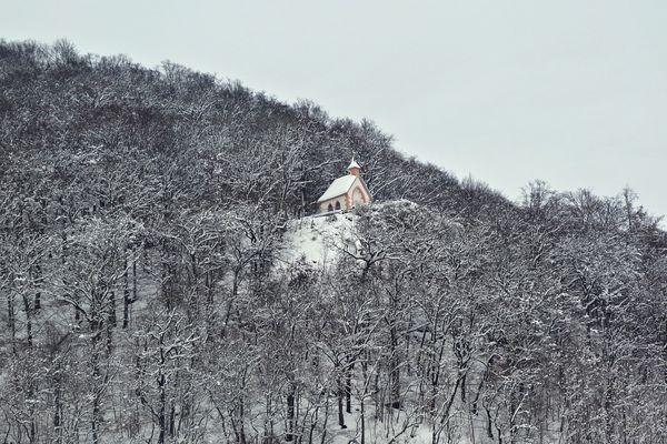 Das Haus auf dem Berg