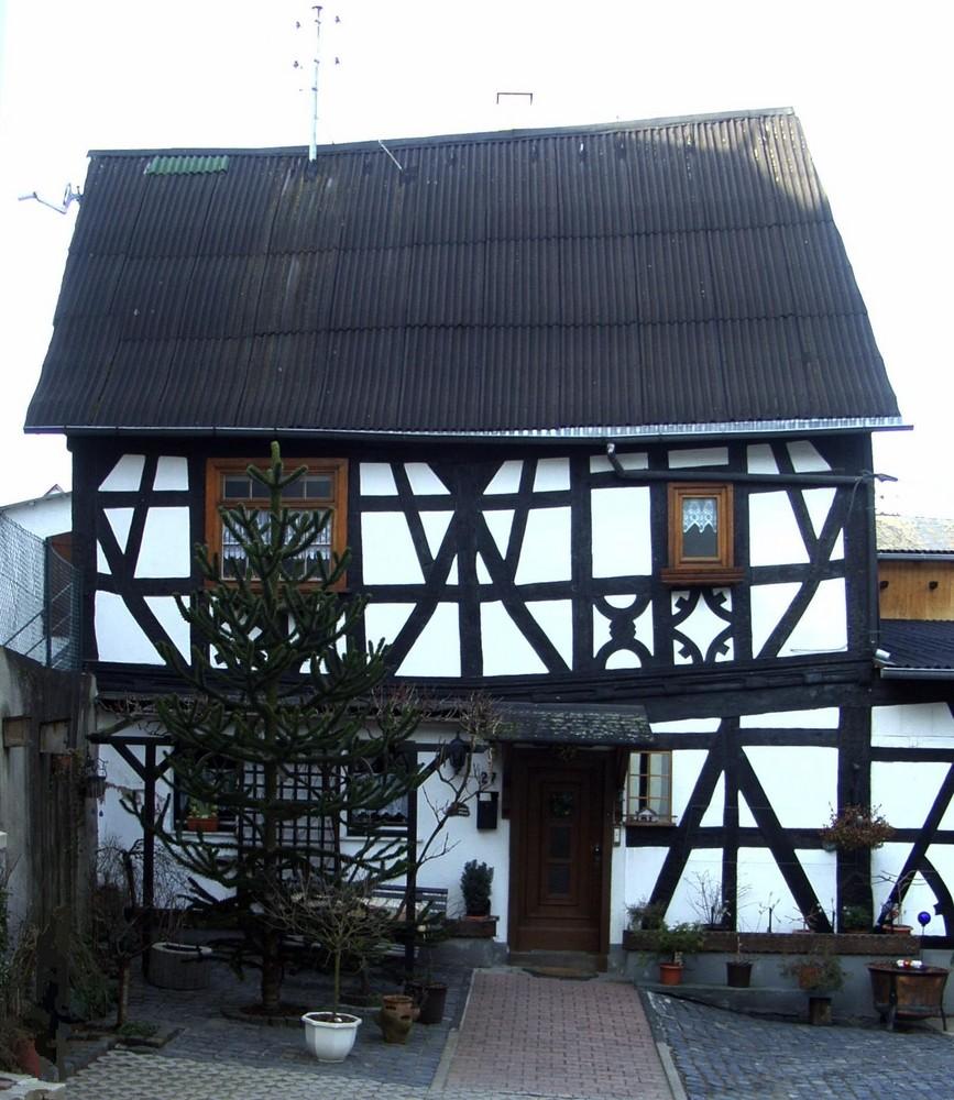 Das Haus Burgstraße 27