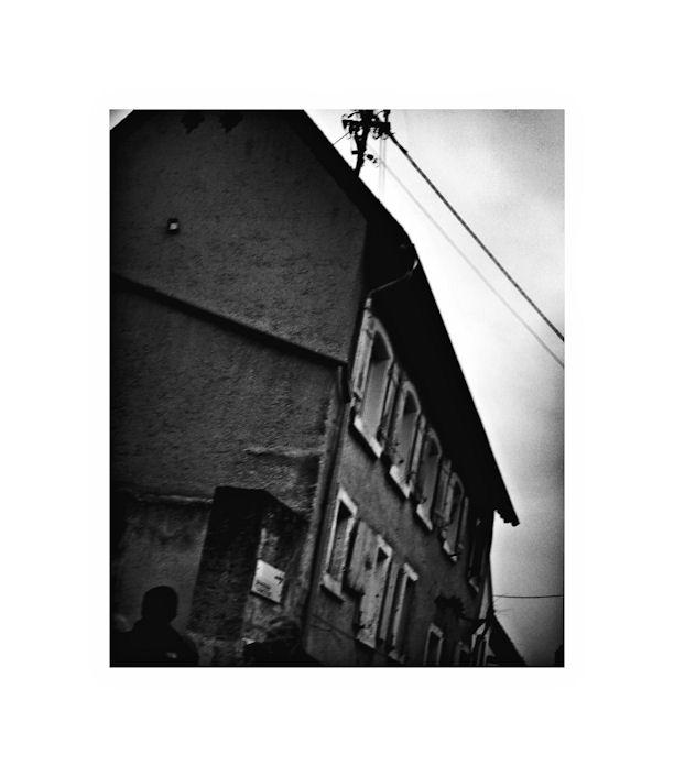 das Haus in dem Holga wohnt
