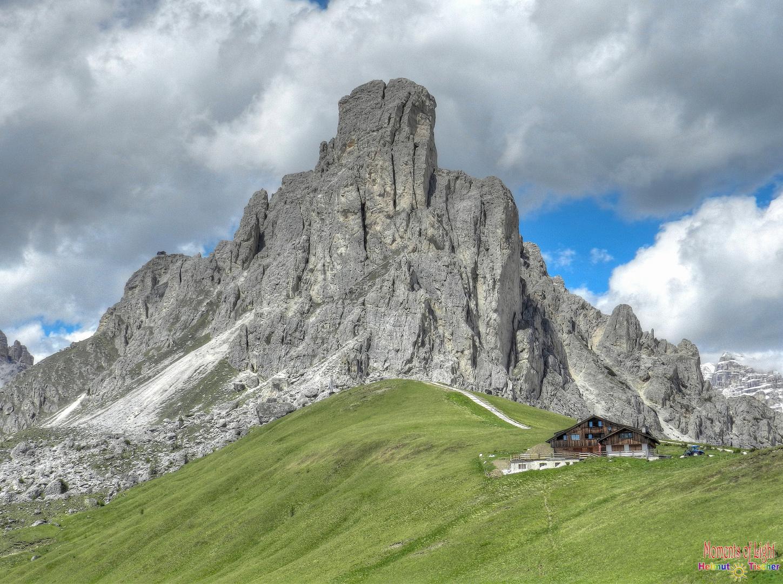 Das Haus in den Bergen