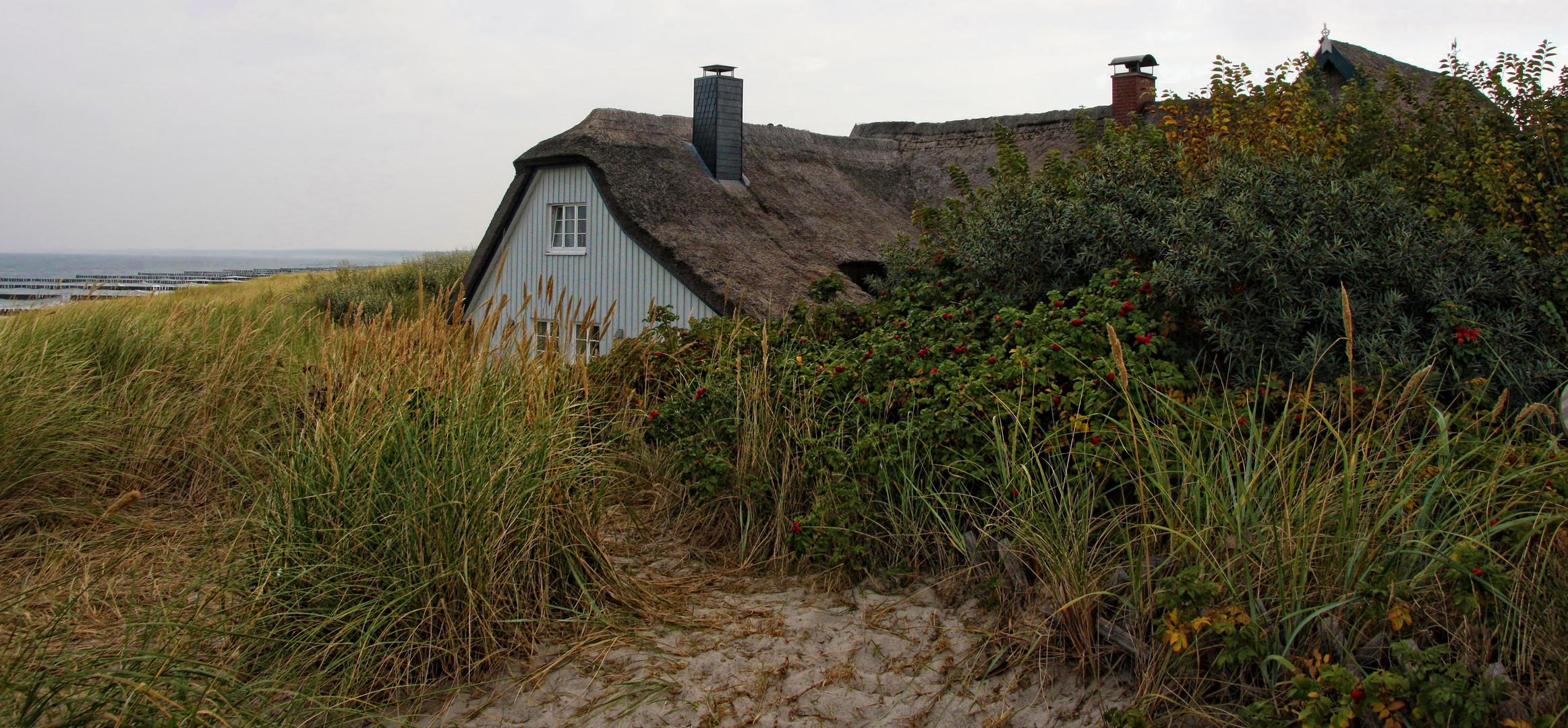 Das Haus in den Dünen!