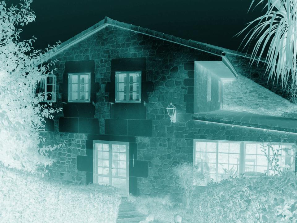 Das Haus in Ewiger Nacht