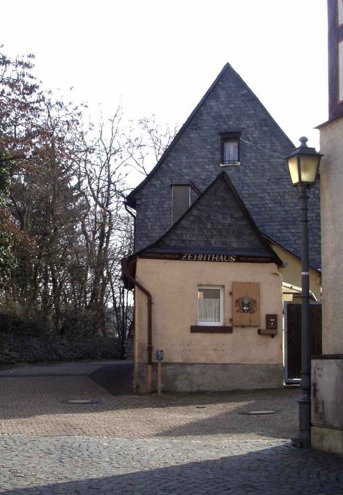 Das Haus Linsenberg 7