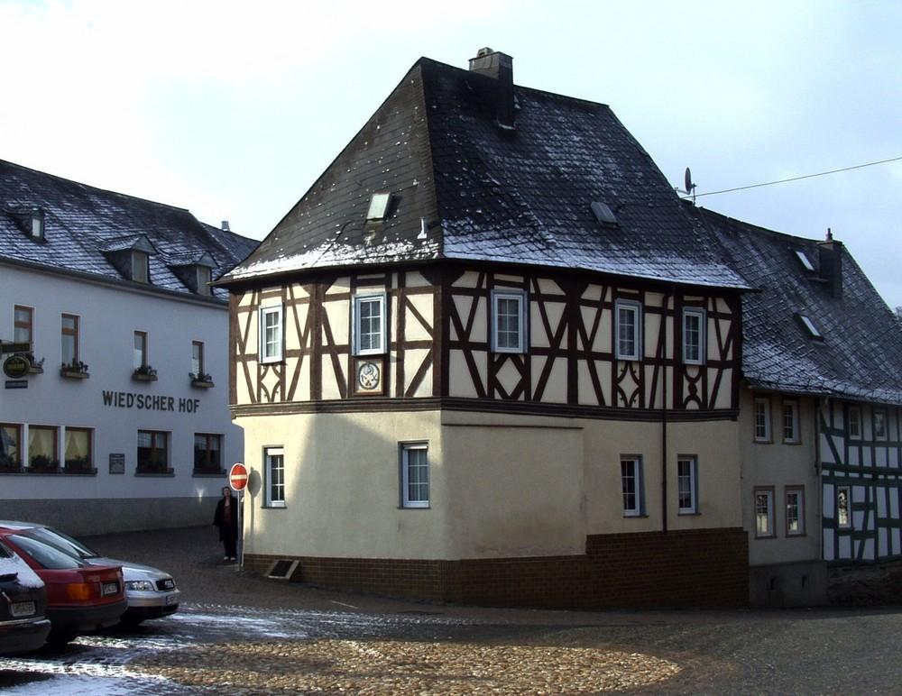 Das Haus Obertorstraße 2 - Gesamtansicht
