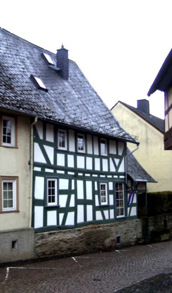 Das Haus Obertorstraße 6