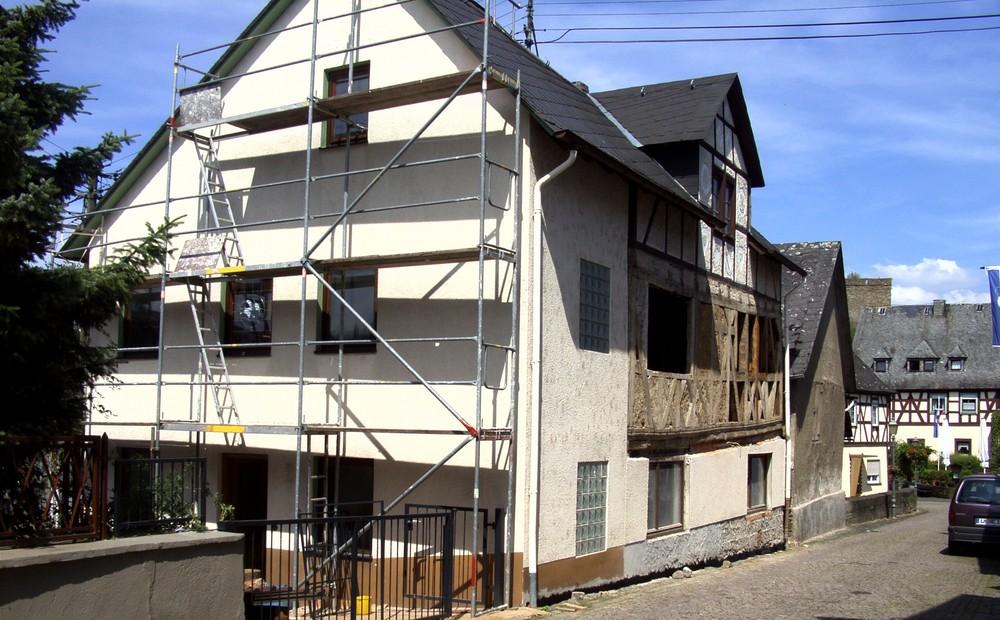 Das Haus Obertorstraße 8