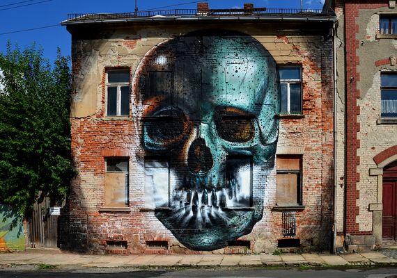 ..das Haus ohne Leben