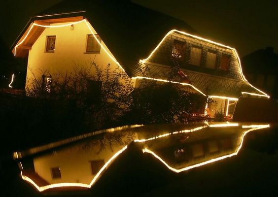 Das Haus vom Nachbarn..