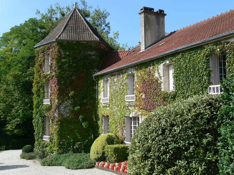 Das Haus vom Presidenten General Charles de Gaulle