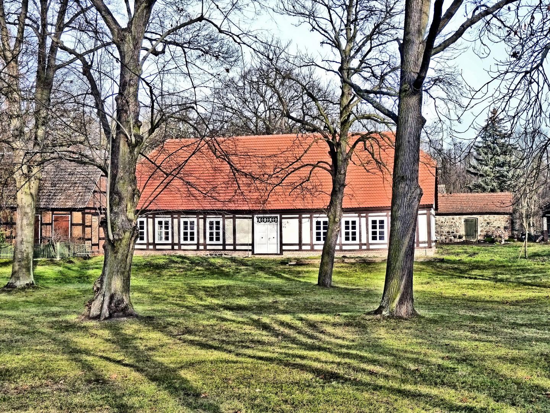 Das Hegemeisterhaus in Glashütte/Mark