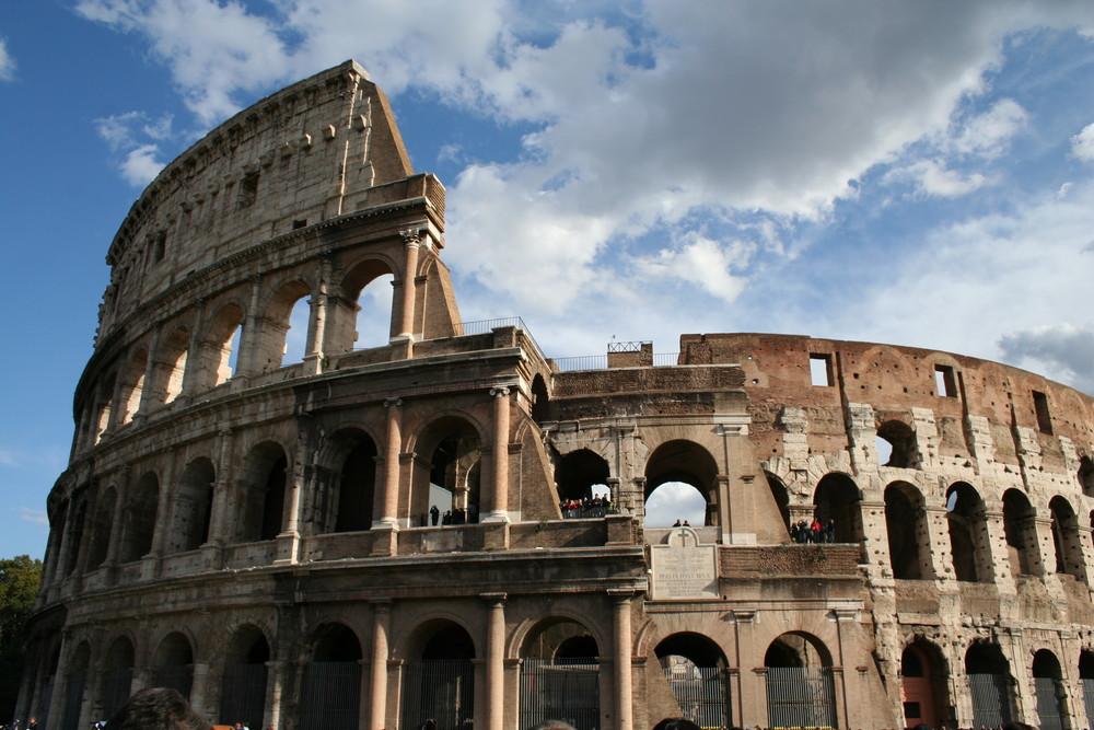 Das Heim der Gladiatoren
