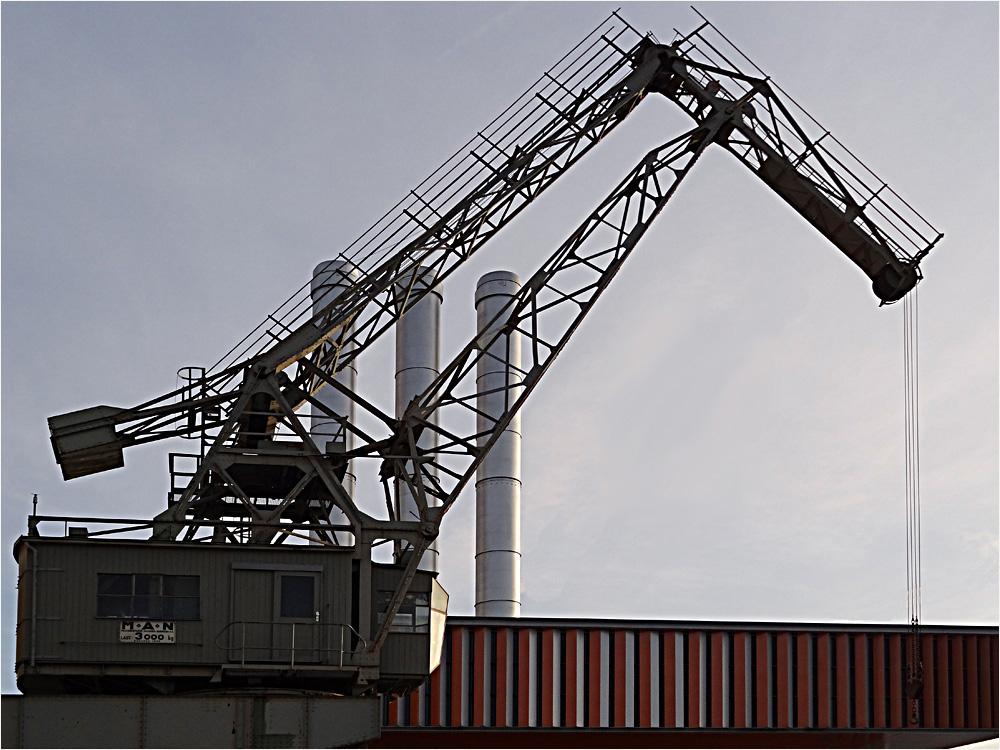 Das Heizkraftwerk Würzburg (3)
