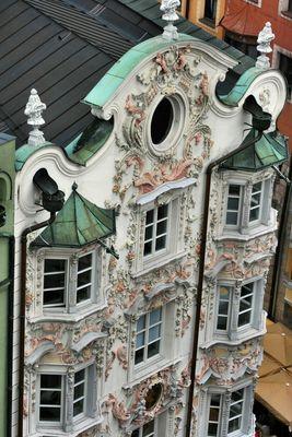 Das Helblinghaus in Innsbruck
