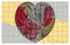 Das Herz im Raster