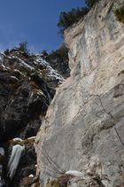 Das Herzstück eines Klettersteigs