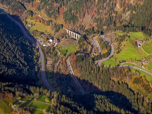 Das Höllental im Schwarzwald