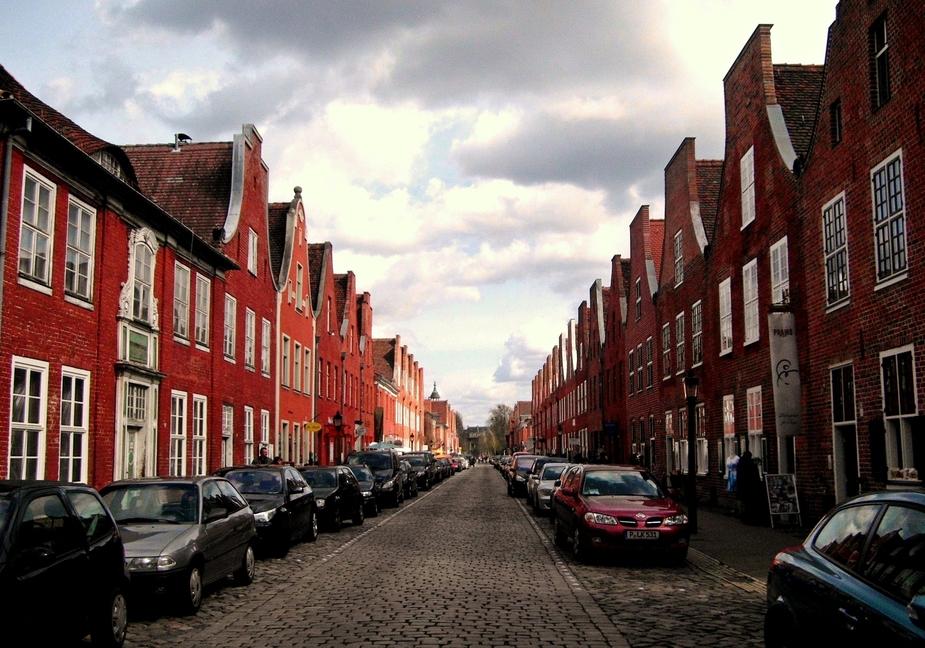 Das Holländische Viertel in Potsdam 3