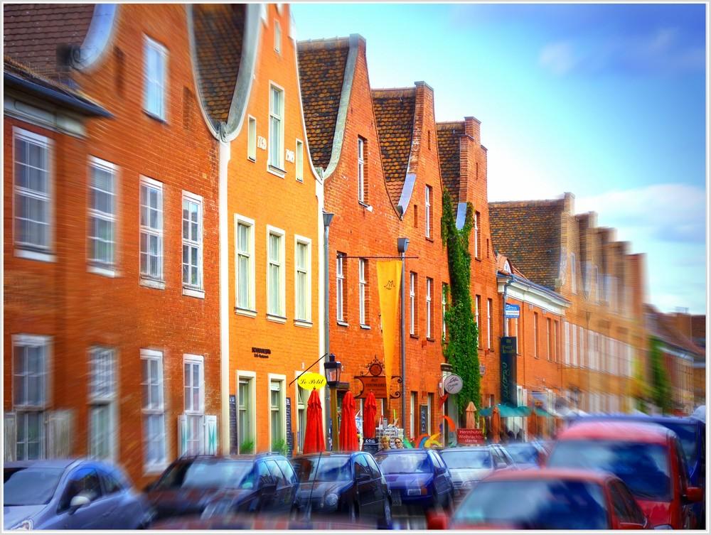 Das holländische Viertel in Potsdam