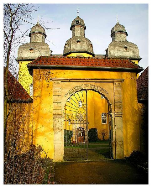 Das Holter Schloss