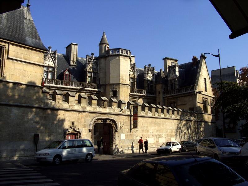 Das Hôtel de Cluny