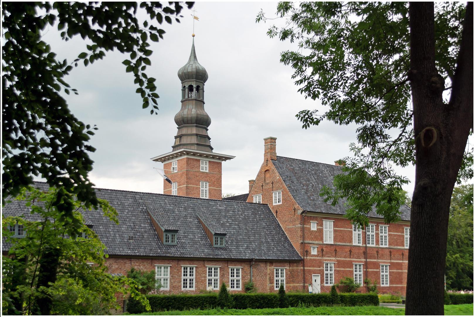 Das Husumer Schloss, genannt Schloss vor Husum