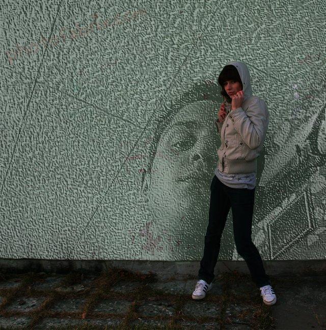 Das is ein geiles Pics mit mir im hintergrund xD