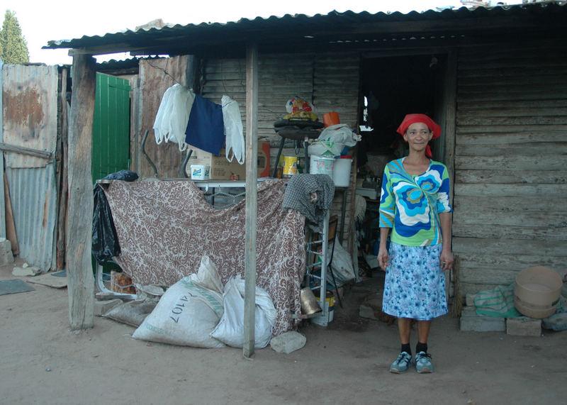 ...das ist auch ein Teil von Südafrika...