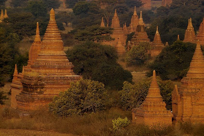 Das ist Bagan!