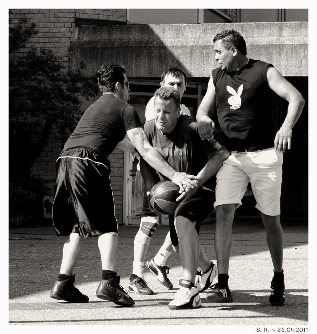 DAS ist meiner! - Basketball II