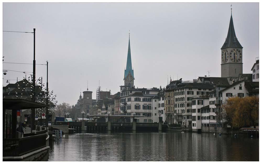 Das ist Zürich