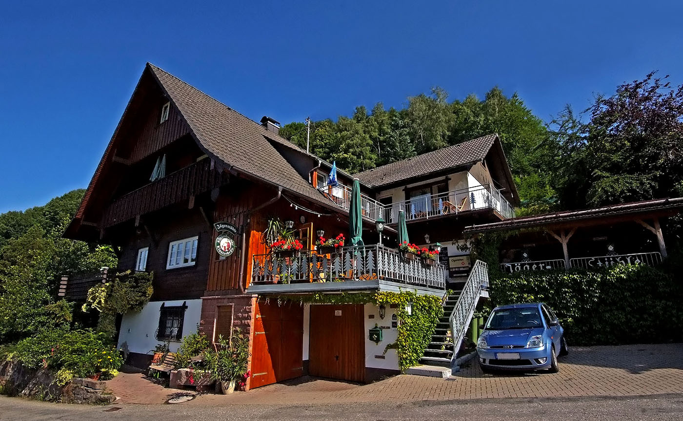 Das Jägerstüble bei Oberharmersbach/ Schwarzwald ...