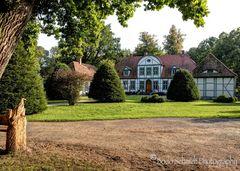 Das Jagdschloss Friedrichsmoor