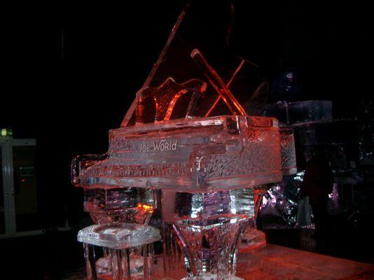 Das kalte Klavier