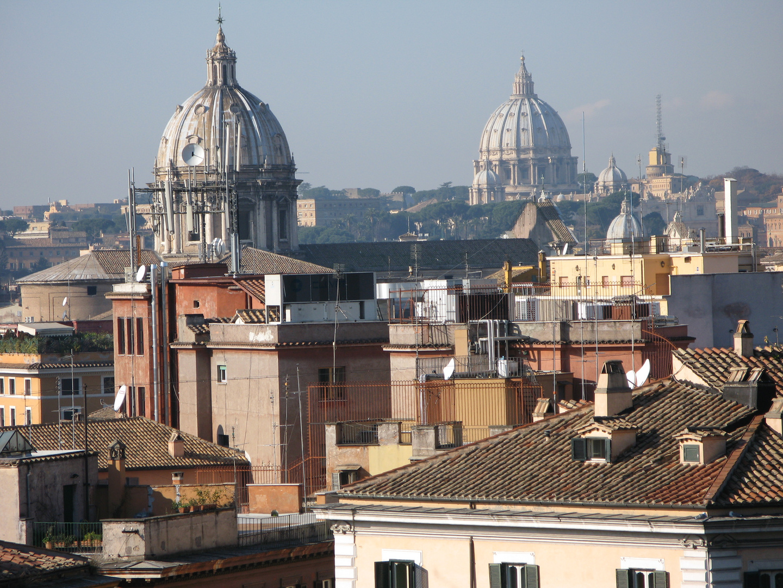 Das kann nur Rom sein