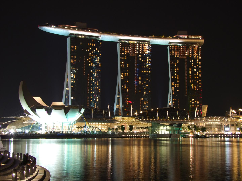 Foto casino singapore